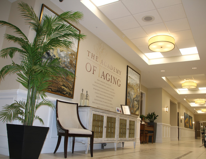 The Academy Of Aging